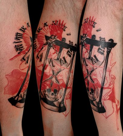 ... tattoo red tatto