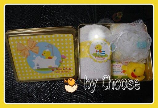 Duck Birthday Souvenir by Choose me