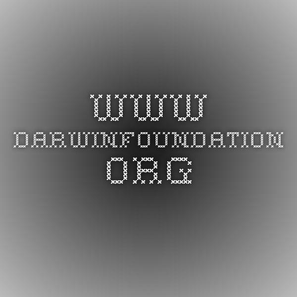 www.darwinfoundation.org