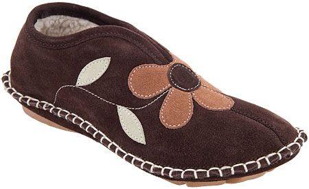 Foamtreads Ophys Slippers (Dark Brown)