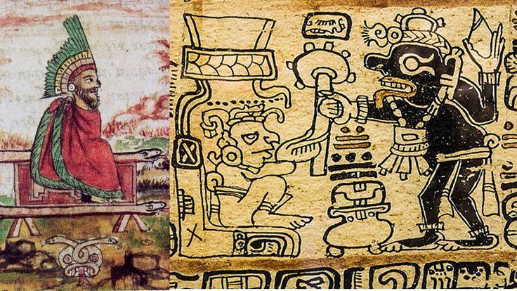 Historia decodificada: Estrechas relaciones entre Quetzalcoatl y otros dioses antiguos - http://codigooculto.com/2017/05/historia-decodificada-estrechas-relaciones-entre-quetzalcoatl-y-otros-dioses-antiguos/