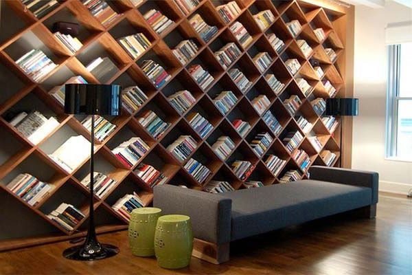 Creative dvd storage ideas unbalance mini media room pinterest creative be cool and design - Cool dvd storage ideas ...
