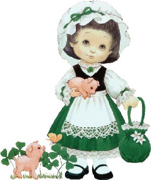 Ruth Morehead St. Patrick's Day