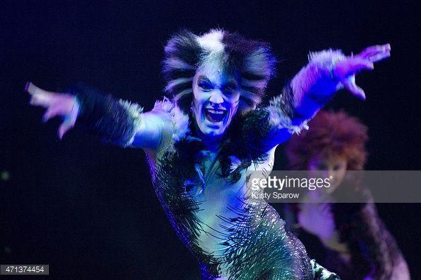'Cats' : Press Conference At Theatre Mogador In Paris : News Photos