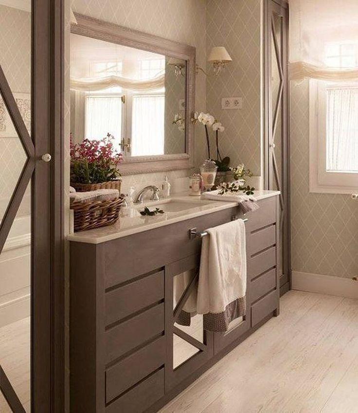 550 отметок «Нравится», 2 комментариев — @design.decor.interior в Instagram: «Уютная ванная комната ❤»