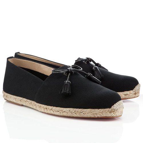 Christian Louboutin Papiounet Sandals Black