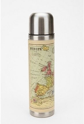 Atlas Wrapped Thermos from Urban Outfitters