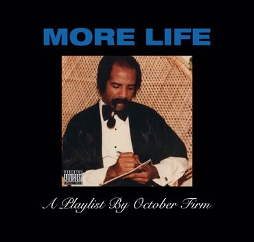 The subtitle of More Life is A Playlist by October Firm, a nod to the fact this isn't Drake's true follow-up to Views. Instead the project is closer towards old school rap mixtapes, where unreleased tracks sat alongside potential singles and one-off tracks from crew hanger-ons. It features collaborations with Giggs, Skepta, Jennifer Lopez, Young Thug, Lil Wayne, 2 Chainz, Quavo, Travis Scott, Jorja Smith and Black Coffee.