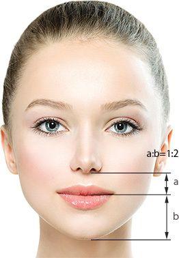 鼻と口の距離が短い方が美人!?「メイク」で距離を縮めるテクニック♡ | GIRLY