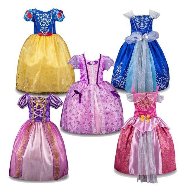 5c6abf5fe200f Kimberley cabin Halloween Princess Cinderella Kids Clothing Snow ...