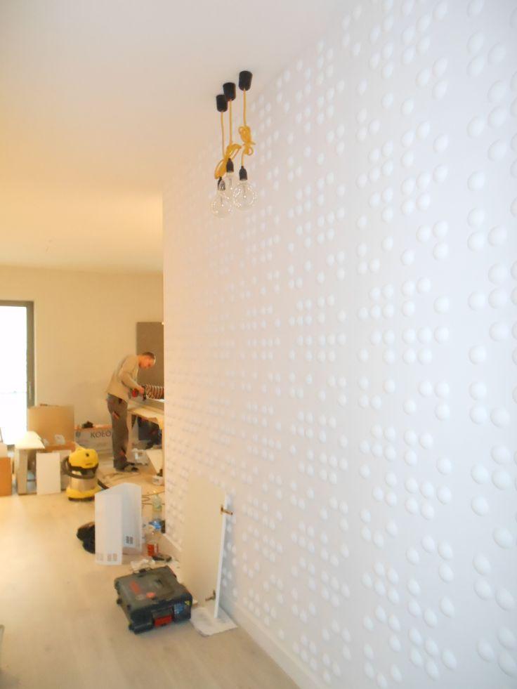 Panel Dekoracyjny 3D Braille  www.atoato.pl