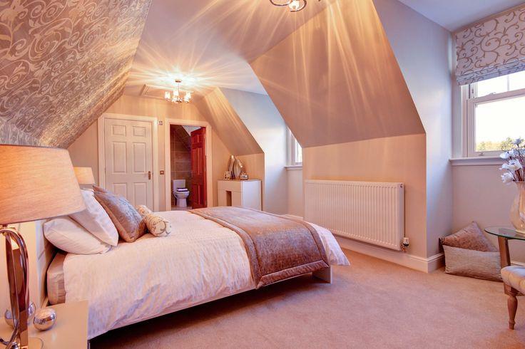 Luxury bedroom inspiration at Rowallan Castle http://bit.ly/1Dltrk1