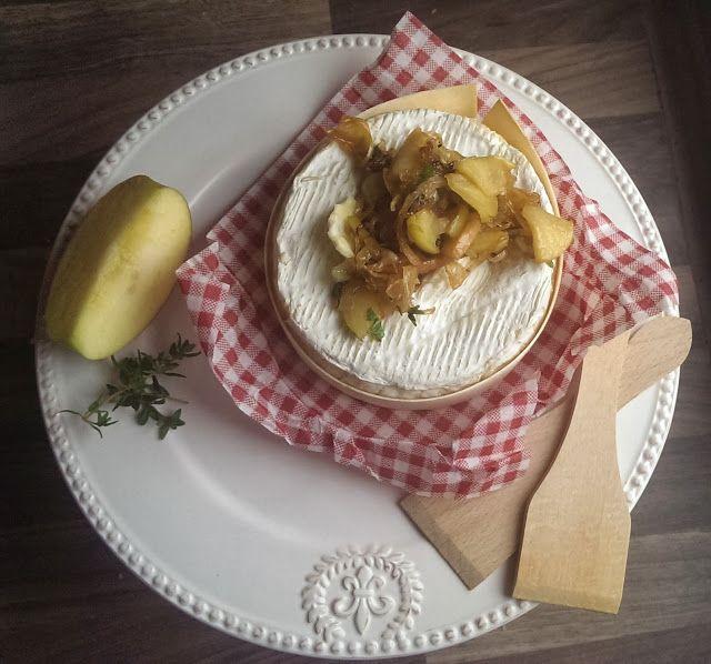 Camembert ...der aus dem Ofen kam ... :-)