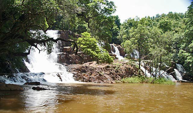 The sacred Phiphidi Falls