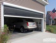 Retractable Garage Screen- Stoett