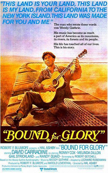 Bound For Glory (1976) - David Carradine,  Ronny Cox,  Melinda Dillon