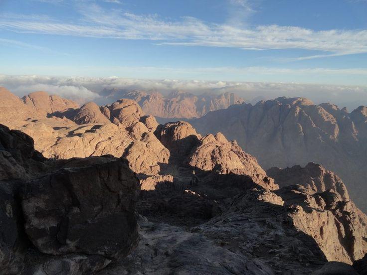 Fotografía: Sandra Rastelli - Monte Sinaí