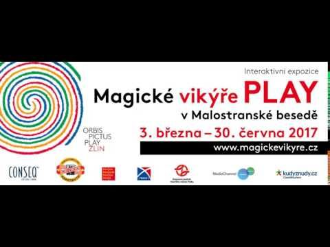 Galerie Malostranská beseda   Aktuální výstava – Magické Vikýře Play: 3. 3. –30. 6. 2017