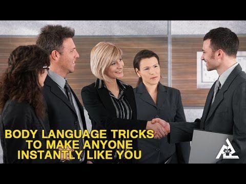 Few Body Language Tricks To Make Anyone Instantly Like You | Lifestyle