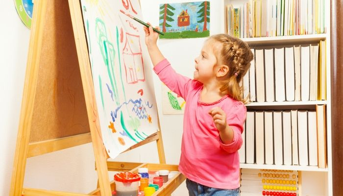 Best Easels For Toddlers - http://www.kidsdimension.com/best-easels-for-toddlers/