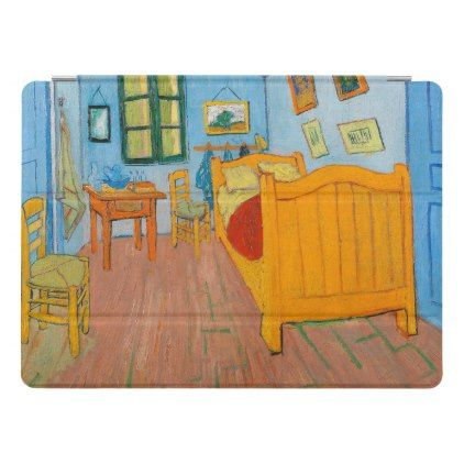 Bedroom in Arles by Van Gogh iPad Pro Cover - diy cyo personalize design idea new special custom