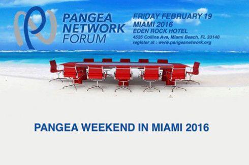 Pangea Network Forum in Miami