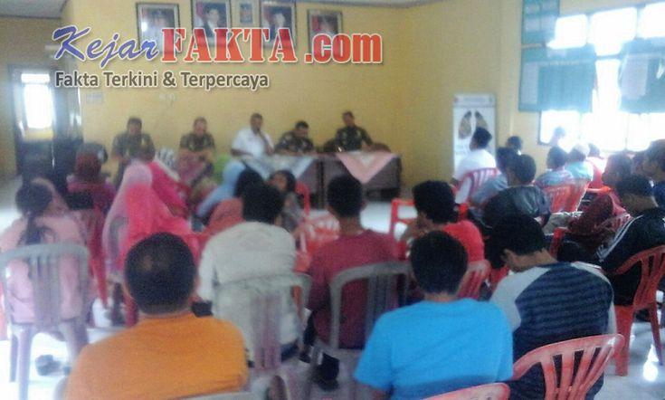 Kejarfakta.com, Lambar - Pemerintah  Provinsi Lampung  menindaklanjuti surat teguran pertama, yang diberikan kepada warga yang menem...