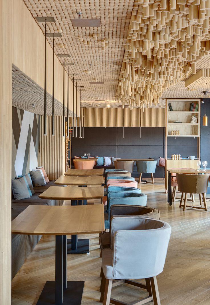 183 best Wnętrza publiczne - restauracje | Restaurants and bar ...