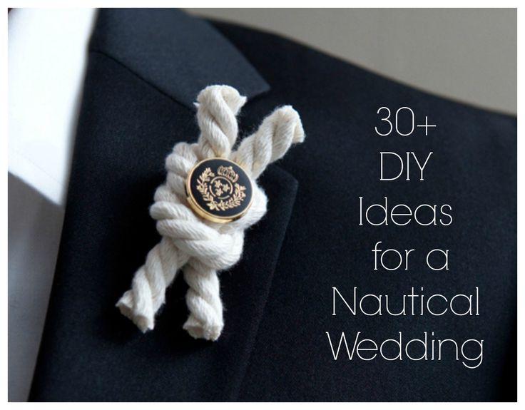Wedding Themes: Nautical Wedding
