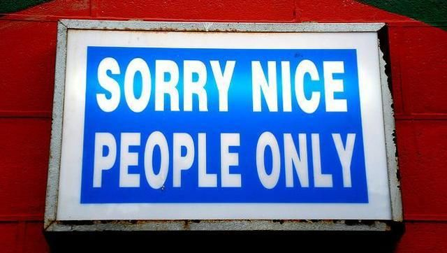 What Makes People Become Nice Or Nasty? #nastypeople #nicepeople #onlynicepeople #people http://goo.gl/V0h9lm
