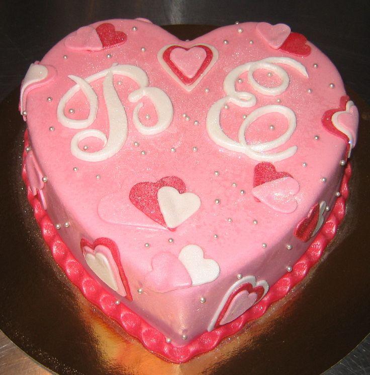 Торт с буквами nan