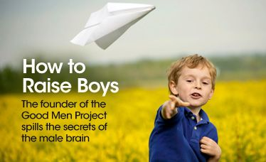 Raising boys? Trying to understand the male mind and why boys are like they are (even as babies)? The founder of the Good Men Project lends moms tips on how to raise their little guys. Only on Babble.com.