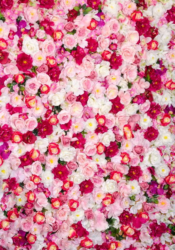Coloful Flowers Backdrops 3x5FT Backgrounds Photography Backdrops Photo Studio Vinyl Backdrops For Photography Baby Newborn Backdrops