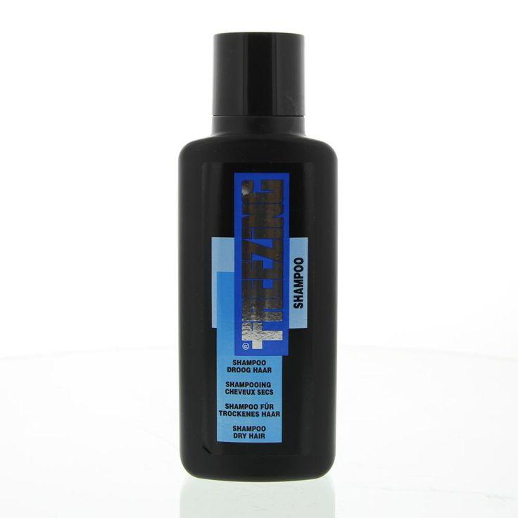 Freezing Haircare Dry Hair Shampoo Droog Haar  Description: Freezing Dry Hair Shampoo.Geeft extra voeding en veerkracht aan droge haren reinigt en verzorgt op een milde wijze. De haren zijn gemakkelijk te ontwarren.Gebruik: Inmasseren 2à 3 minuten laten inwerken voor een maximaal resultaat daarna overvloedig spoelen. Gebruik aansluitend Freezing Lotion voor een optimaal resultaat.  Price: 7.50  Meer informatie