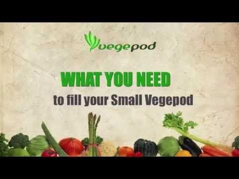 Vegepod - Filling & Planting