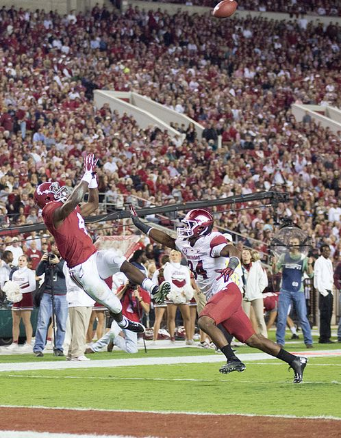 Alabama vs. Arkansas photos. Roll Tide Roll! RollTideWarEagle.com sports stories that inform and entertain, plus #collegefootball rules tutorial. Check out our blog and let us know what you think. #Alabama