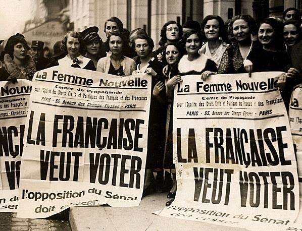 Le mouvement des suffragettes et la vaccination obligatoire