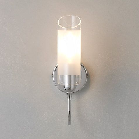 Buy John Lewis Limbo Wall Light, Chrome Online at johnlewis.com