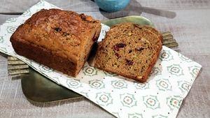 Cranberry Walnut Health Bread Recipe | The Chew - ABC.com