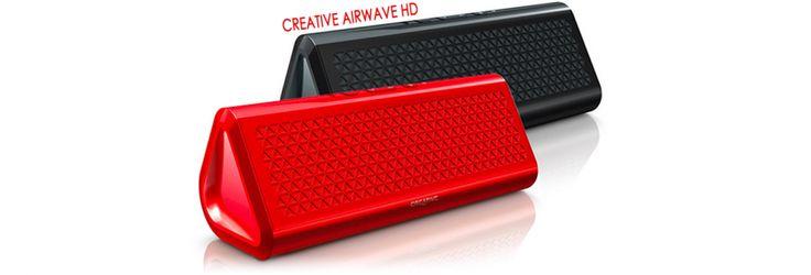 Creative Airwave HD #enceinte #bluetooth #portable #creative #airwave #HD