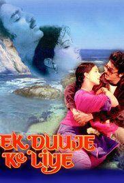 Watch Online Movie Ek Duje Ke Liye. Hindi-speaking collegian Sapna lives a wealthy lifestyle in Dona Paula, near Panaji, Goa, India, along with her Professor dad, Kundanlal, and mom. Their immediate neighbors are ...