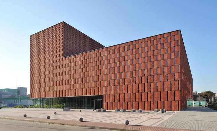 CINiBA Katowice, library by hs99