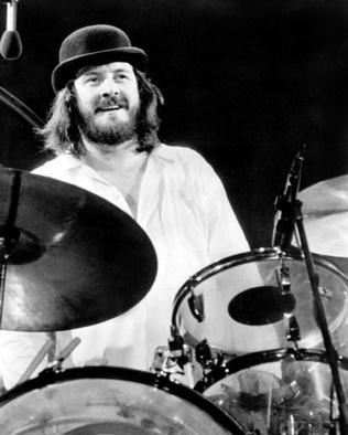 John Bonham - hat - Led Zeppelin
