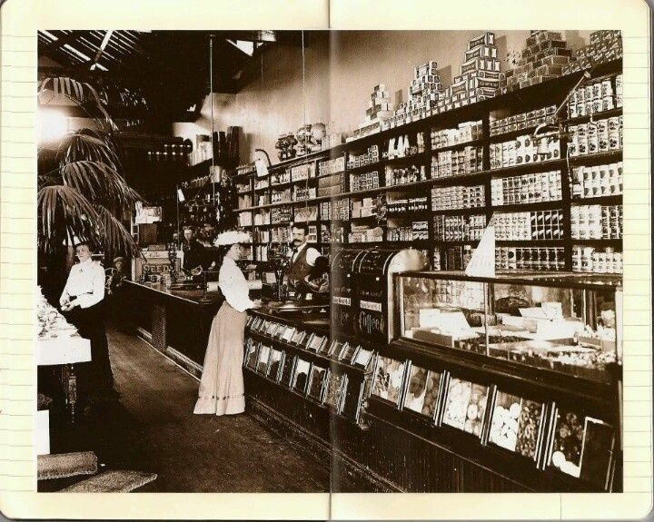 Stores in the 1800s - Bing Images