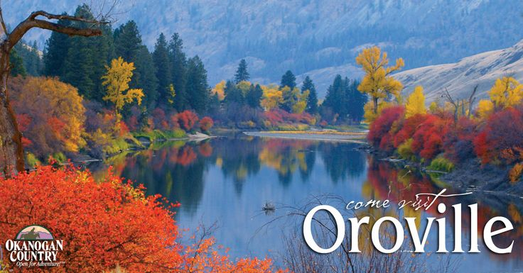 Head north to Oroville and find the best golfing, hiking, biking and horseback trails such as the Similkameen Trail, Whistler Canyon Trail! Check out Oroville's vast amount of ATV trails here: http://www.oroville-wa.com/