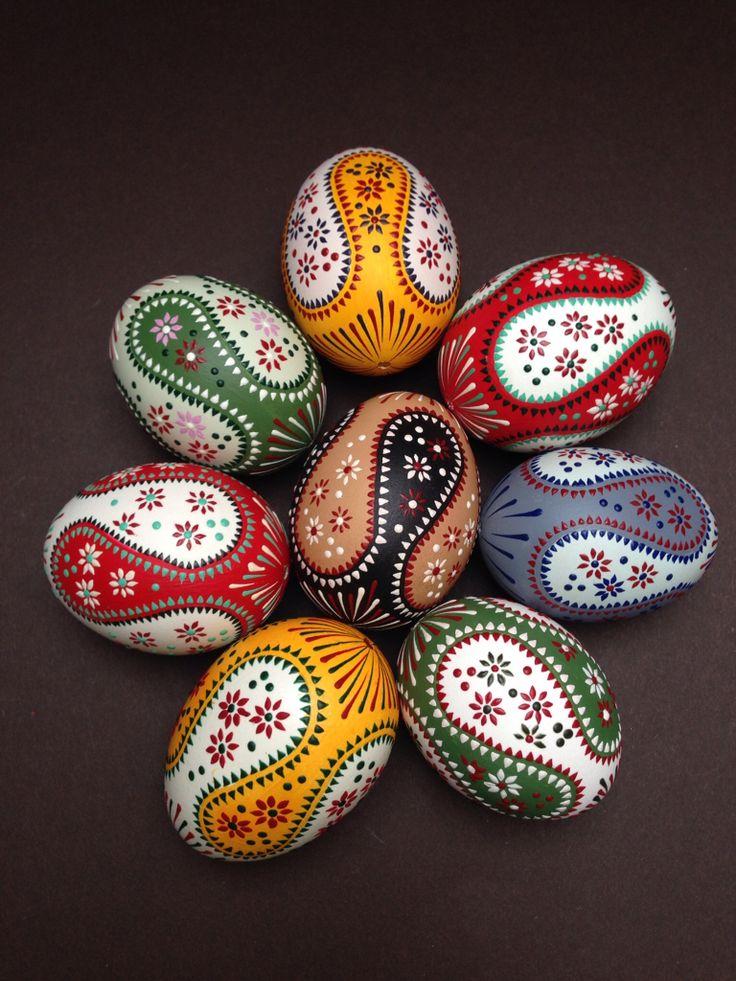 Sorbische Ostereier - Sorbian EasterEggs