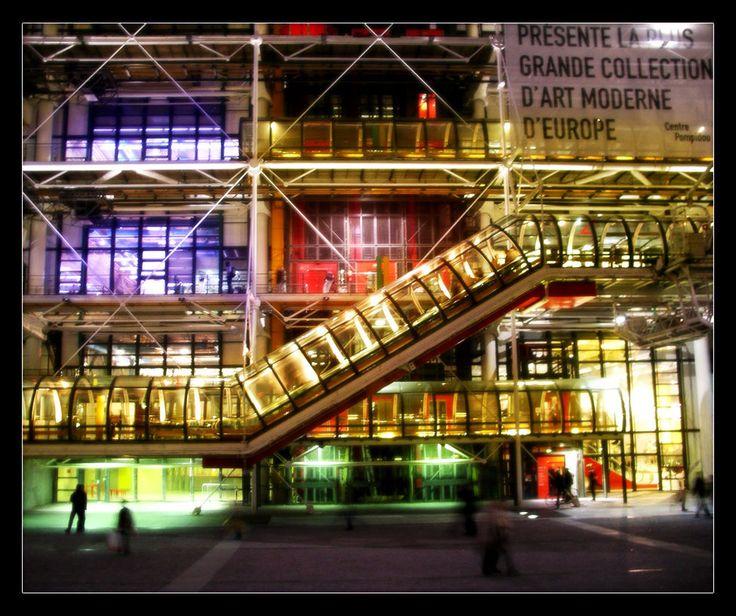 More Paris – Centre Georges Pompidou