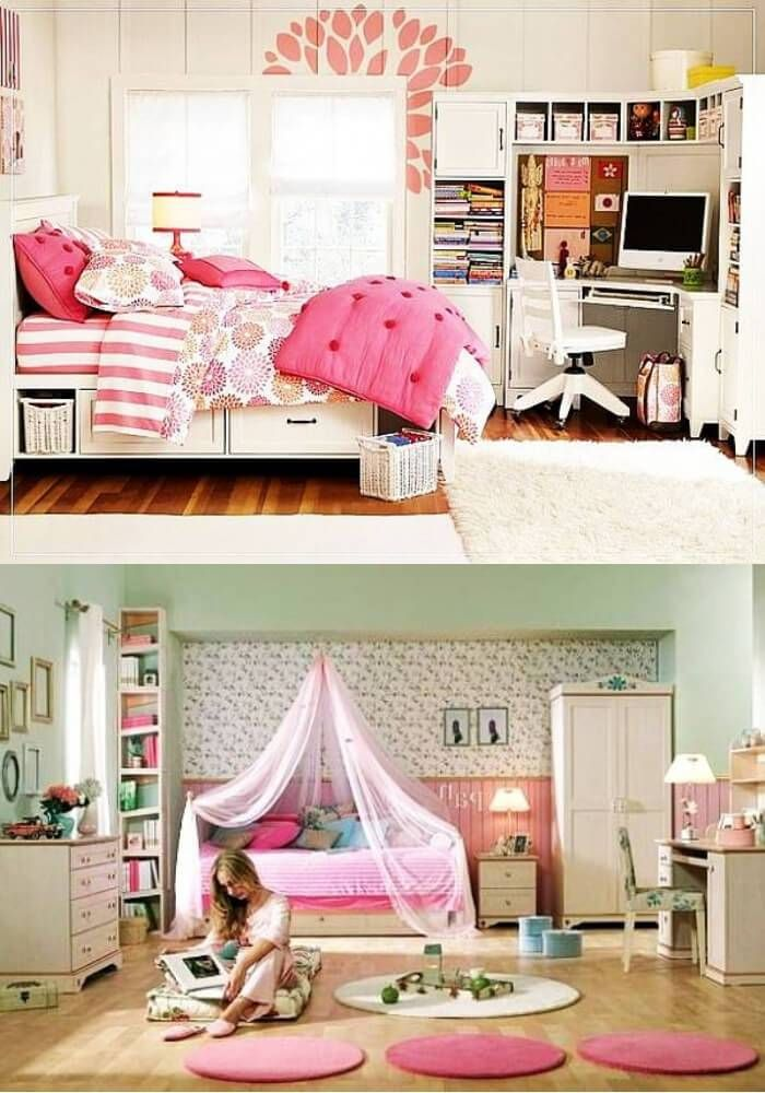 37+ Cool Bedroom Decorating Ideas For Teens - FarmFoodFamily Diy\u0027s