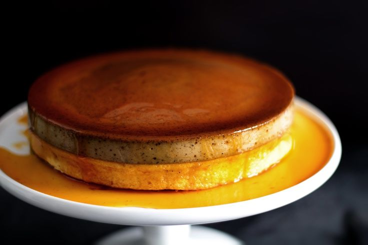 Карамельный эспрессо-флан - рецепт, фото, видео - iCookGood