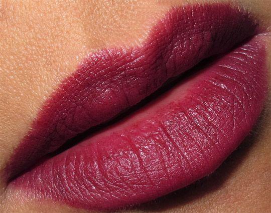Nars pure matte lipstick in Volga